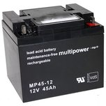 Multipower MP45-12  M6/14,11kg