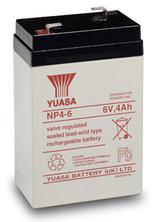 Yuasa NP4-6       4,8mm/0,85kg